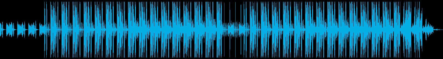 レトロ 切ない ヒップホップ ビートの再生済みの波形