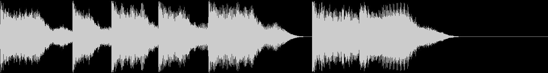 AI メカ/ロボ/マシン動作音 35の未再生の波形