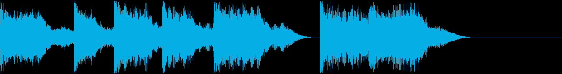 AI メカ/ロボ/マシン動作音 35の再生済みの波形