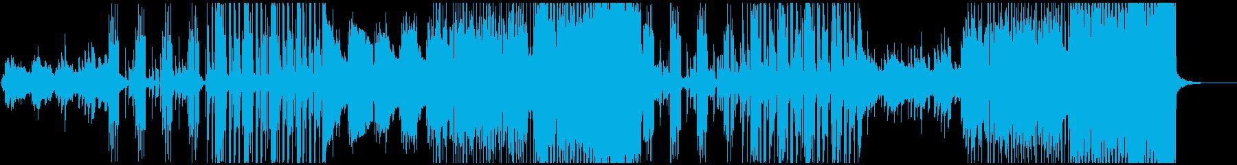 生AG/ブルージーなスローポップの再生済みの波形