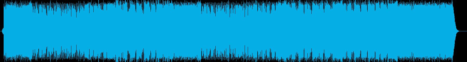 daydreamerの再生済みの波形