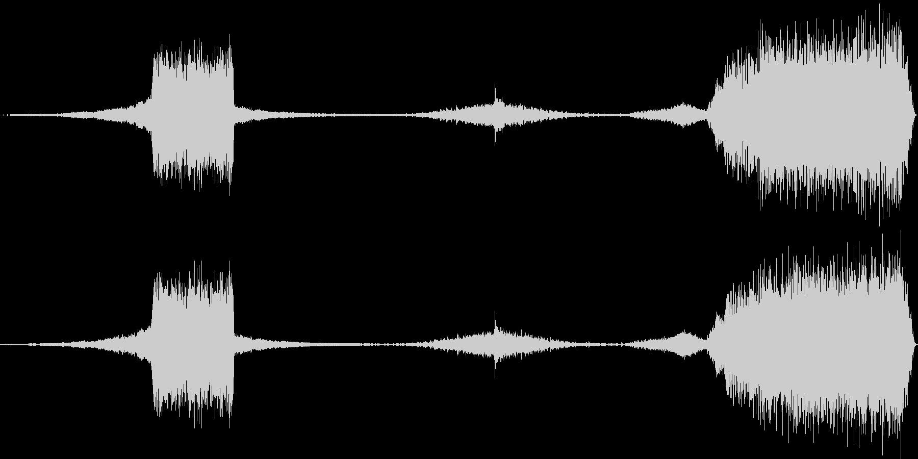マザーシップ、SCI FI Spa...の未再生の波形