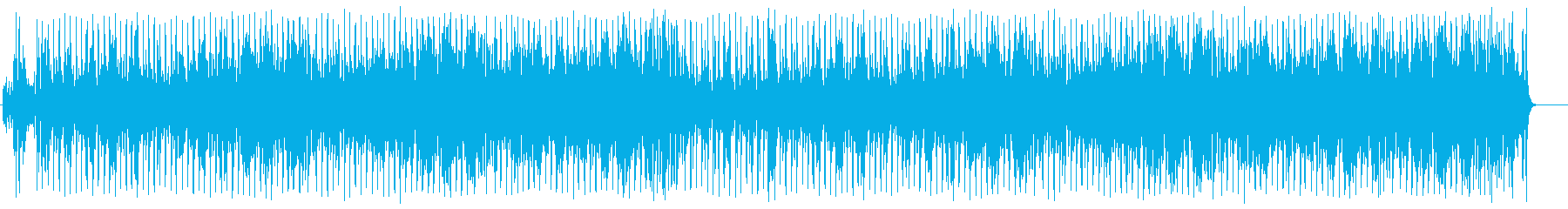 ほのぼのしたポップジャズ(フルサイズ)の再生済みの波形