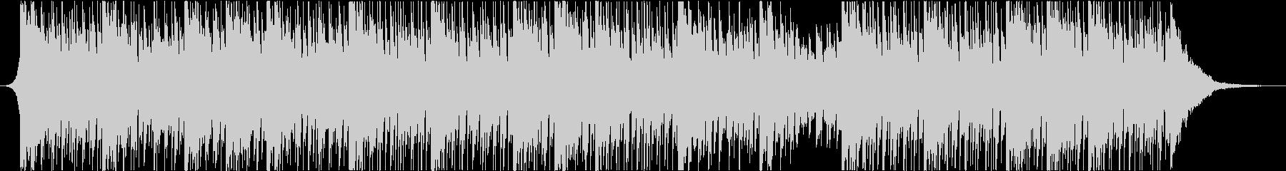 最小限のポップドラムグルーブの未再生の波形