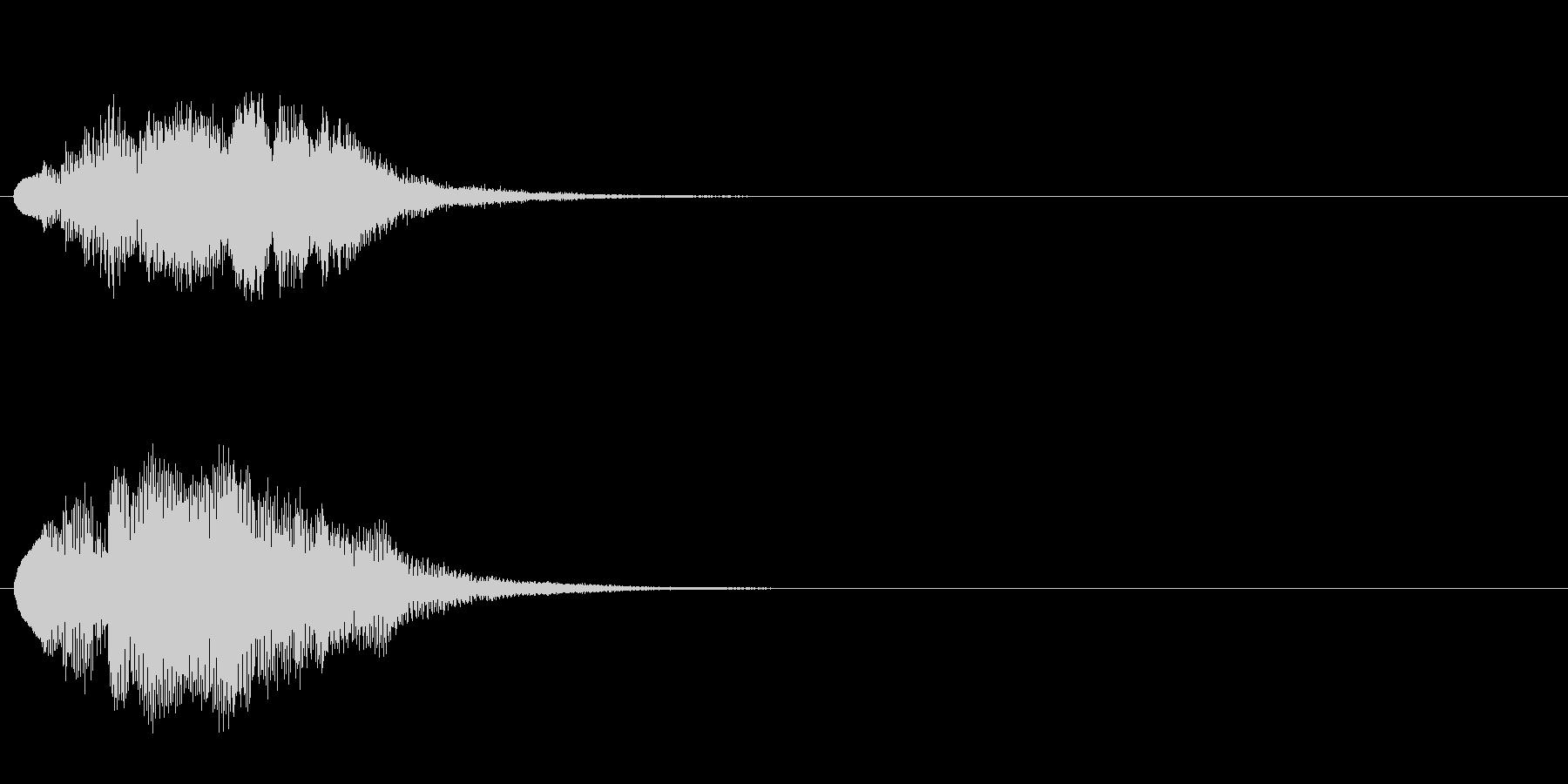 ハープ・上昇_7-3の未再生の波形