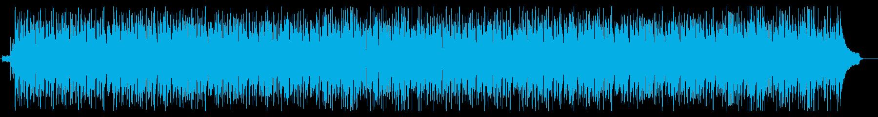 琴と尺八×ボサノバ!和風BGM 2の再生済みの波形
