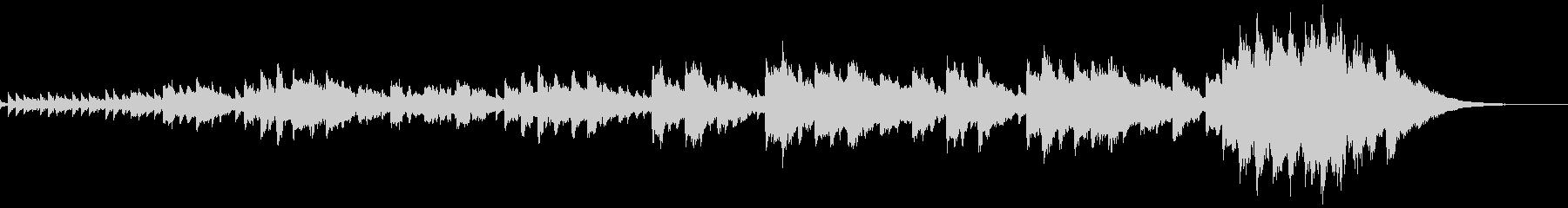 Piano_Meranchoricの未再生の波形