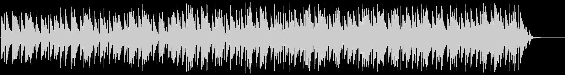 シネマティック、チルアウト、ヒーリングの未再生の波形