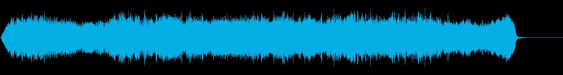 ハーディ・ガーディ:音楽的アクセン...の再生済みの波形
