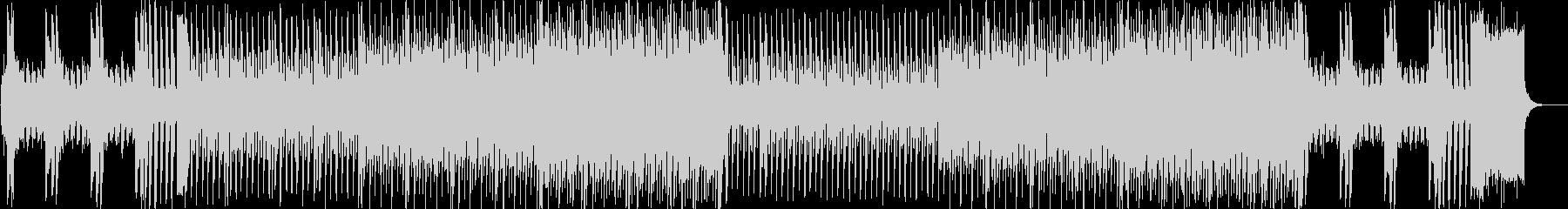 ピアノイントロ、キラキラしたJPOP風cの未再生の波形