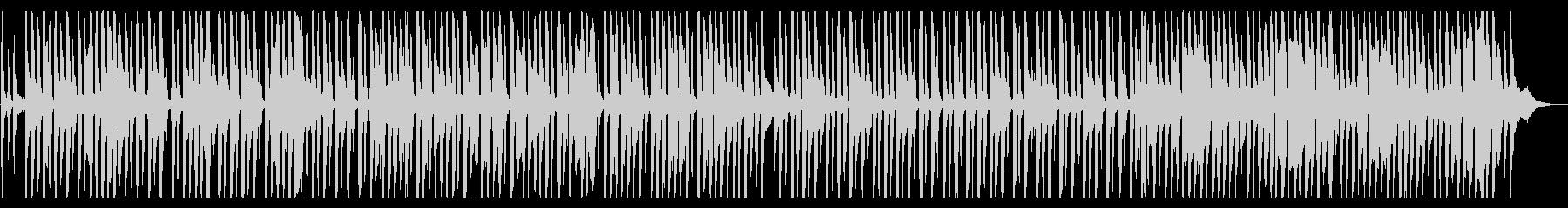 ラフなレゲエ_2の未再生の波形