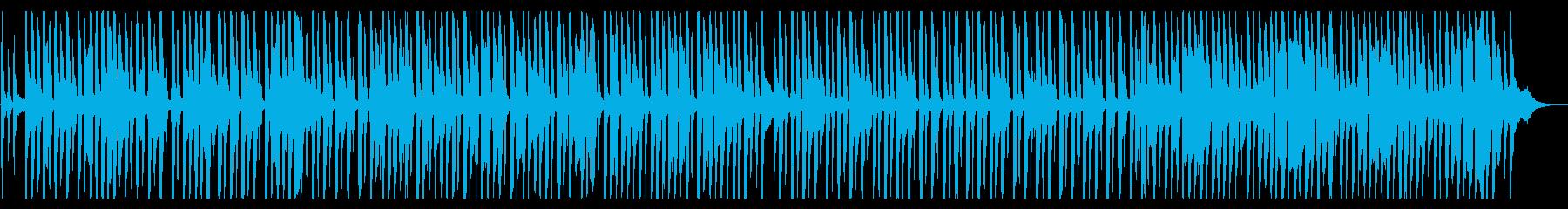 ラフなレゲエ_2の再生済みの波形