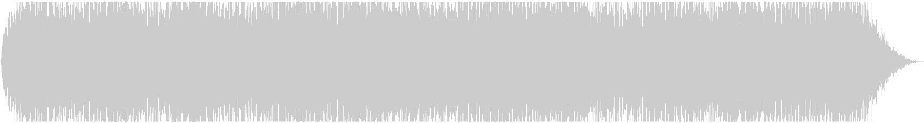 イメージ 地獄の声12の未再生の波形