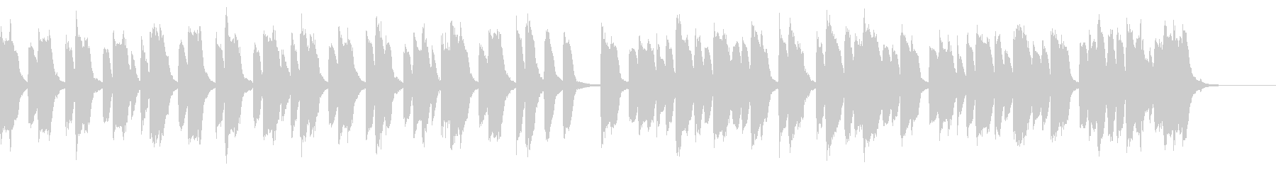 知育・料理・パズル・日常ピアノ31Aの未再生の波形