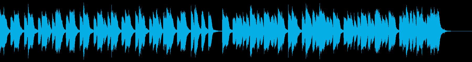 知育・料理・パズル・日常ピアノ31Aの再生済みの波形