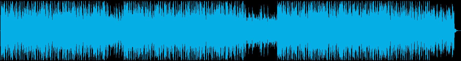 新鮮でファンキーなサウンドのエネル...の再生済みの波形