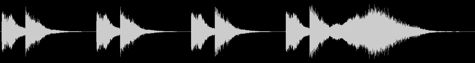 音楽、ゴシックステム、ベルヒッツ、...の未再生の波形