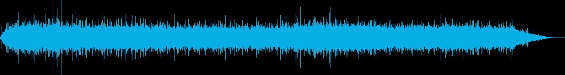 拍手 01の再生済みの波形