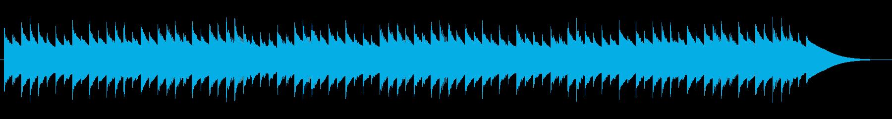 むすんでひらいて オルゴールの再生済みの波形
