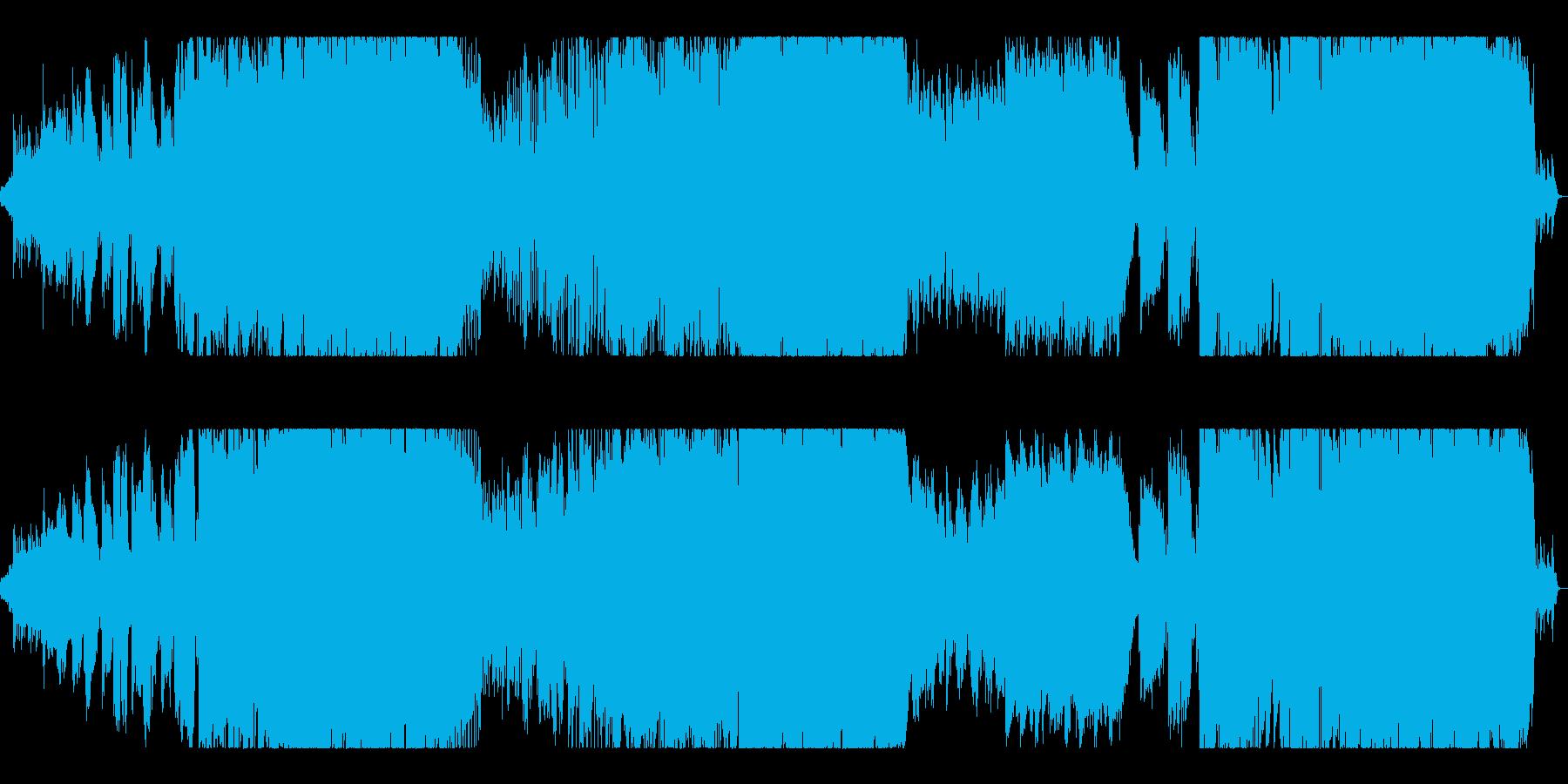 女性が歌い上げる切ないバラードの再生済みの波形