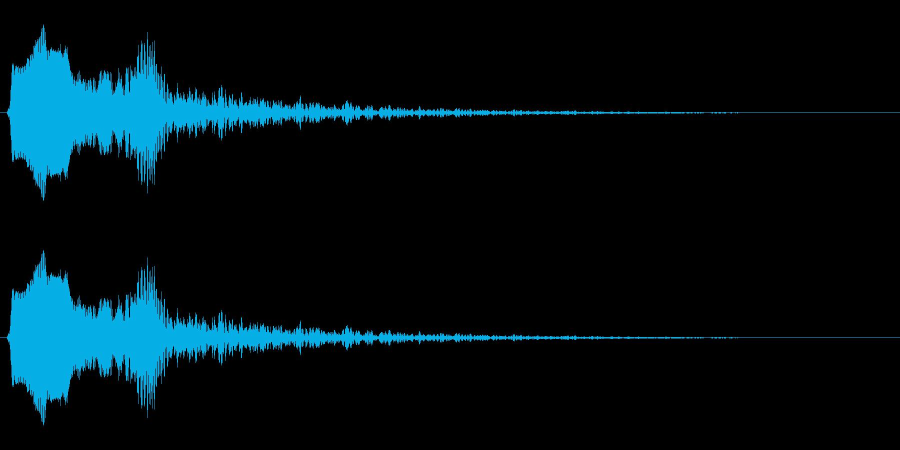 ワーオ2【セクシー、ギャグ】の再生済みの波形