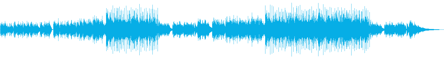【メロ抜き】ノスタルジックなアコギアンサの再生済みの波形