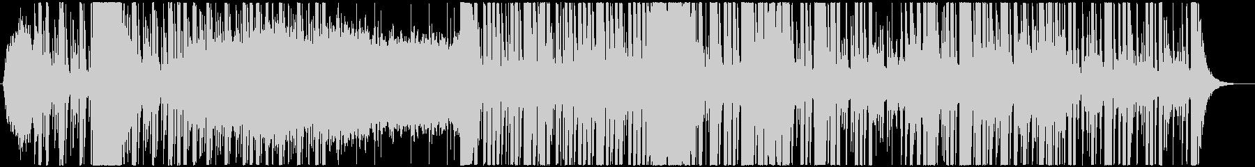 ヒップホップのインストゥルメンタル...の未再生の波形