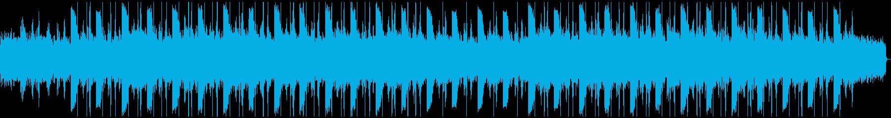 Lo-Fiビート_チル_リラックスの再生済みの波形
