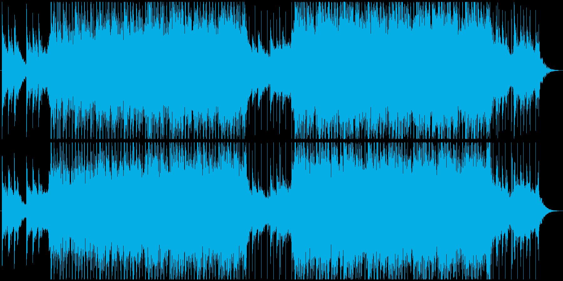 Promotion Musicの再生済みの波形