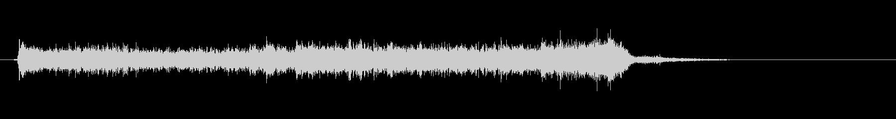 クレイジードラム-フィナーレ不協和...の未再生の波形