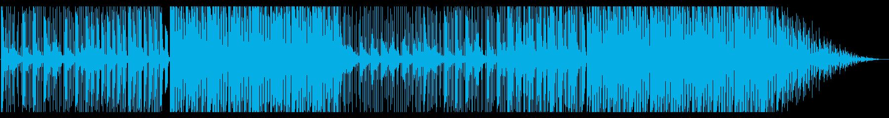 浮遊感/優しさ_No417の再生済みの波形