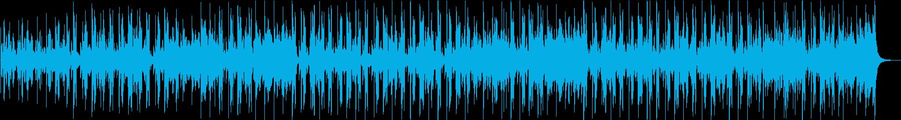 アンビエント 実験的な コーポレー...の再生済みの波形