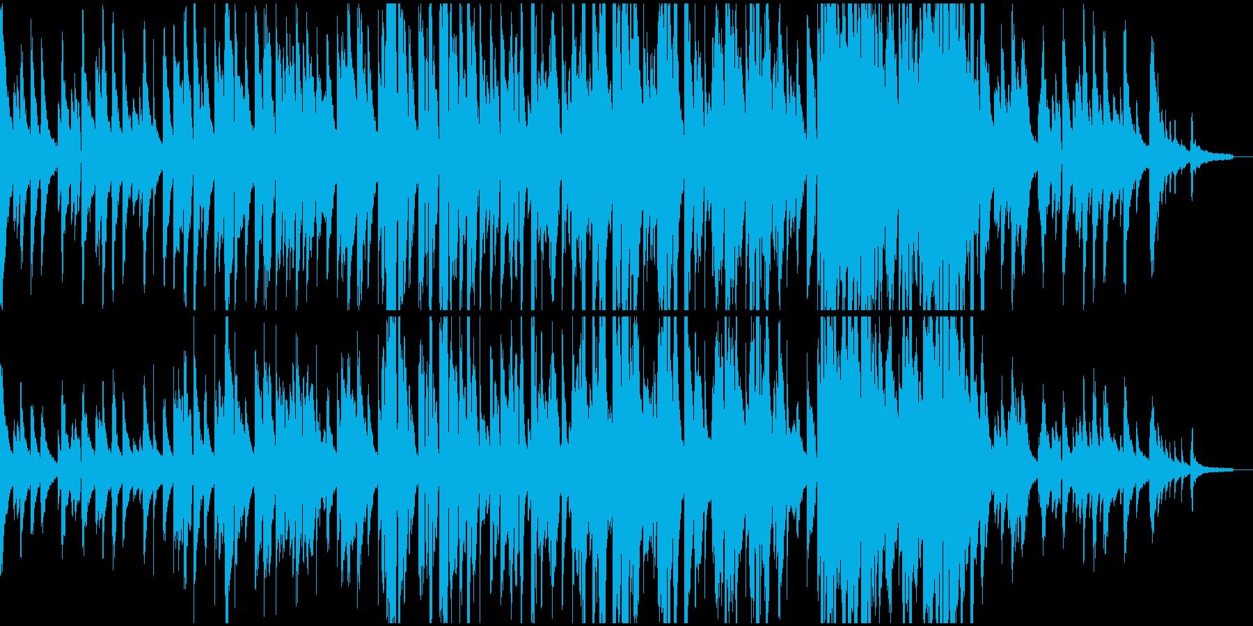 洋楽女性ボーカル 心地のいいバラードの再生済みの波形