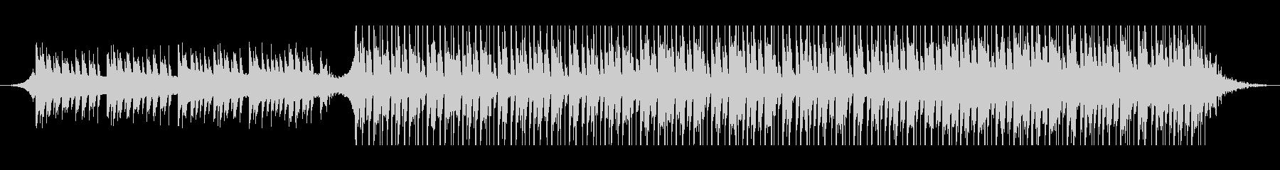 アラビア語(90秒)の未再生の波形