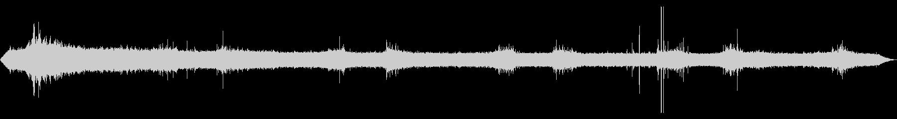 [ASMR]昆虫などが鳴いている森_05の未再生の波形