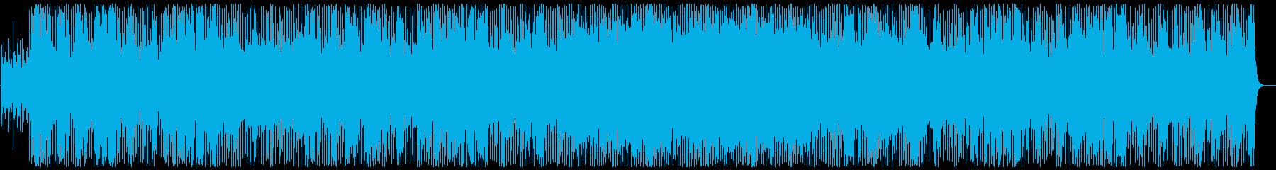 ポップロック、男性、女性ボーカル。...の再生済みの波形