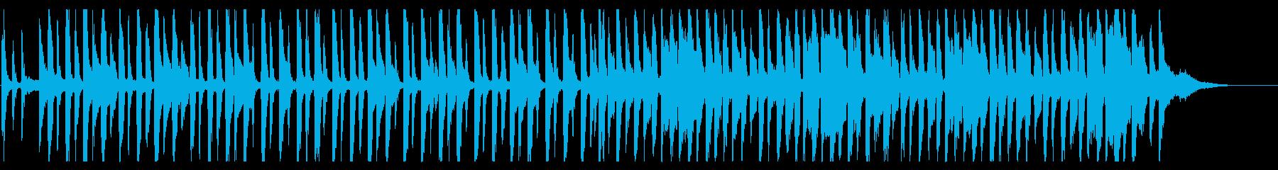 ラフなレゲエ_4の再生済みの波形
