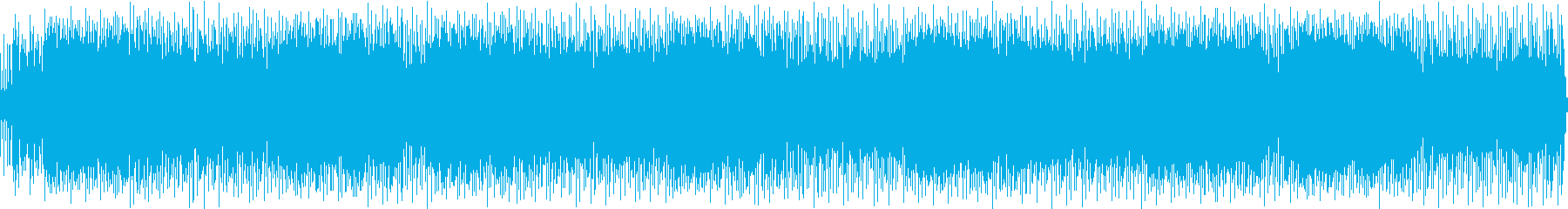 サンタナへの大きなエコー、ラテンロック。の再生済みの波形
