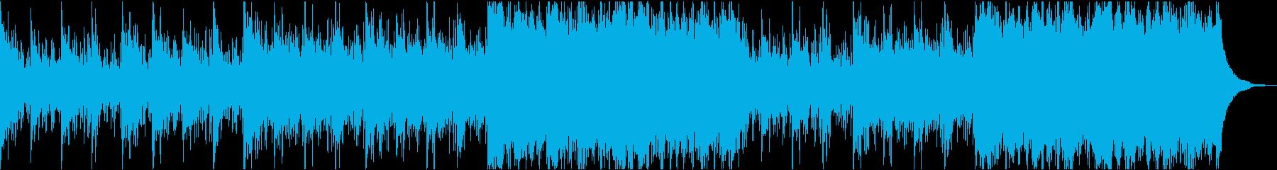 Ambient Pianoの再生済みの波形