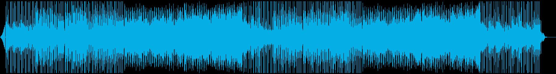 企業VP・コーポレート/明るいBGM:2の再生済みの波形