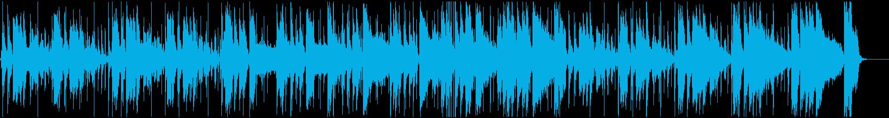 コメディドラマティックライトテンシ...の再生済みの波形