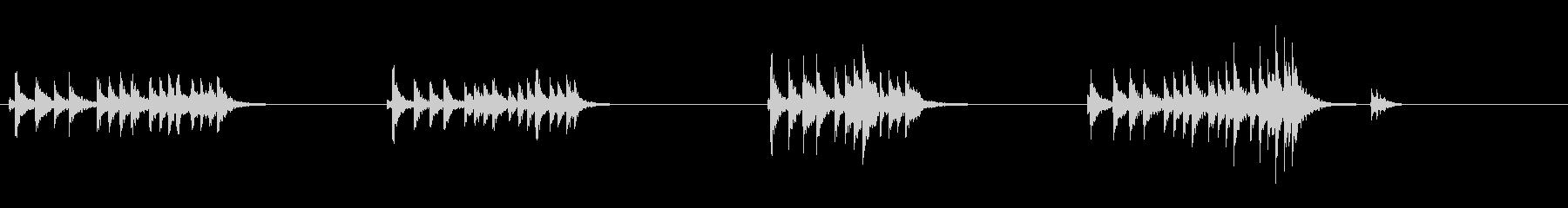 大太鼓6ウス風音ウス風音歌舞伎情景描写和の未再生の波形