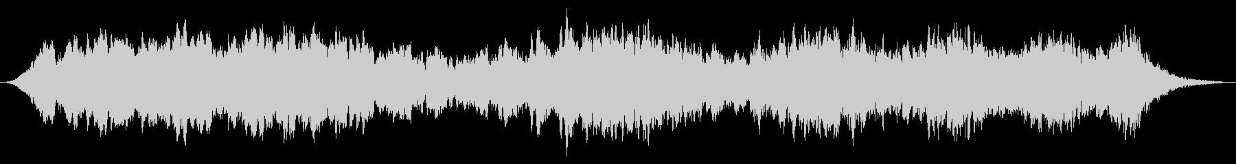 スローライジングターボシンセの未再生の波形