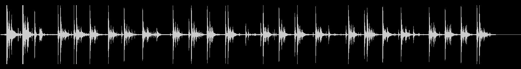 ドリルプレス-ワークショップの未再生の波形
