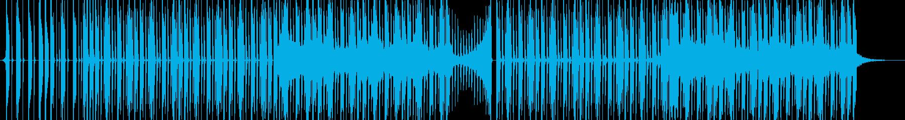 電気楽器。風変わりな、ロボットの、...の再生済みの波形