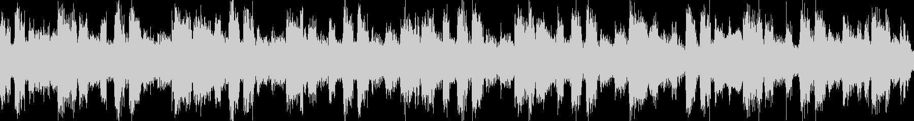 ループ:重い雰囲気のシーケンス16secの未再生の波形