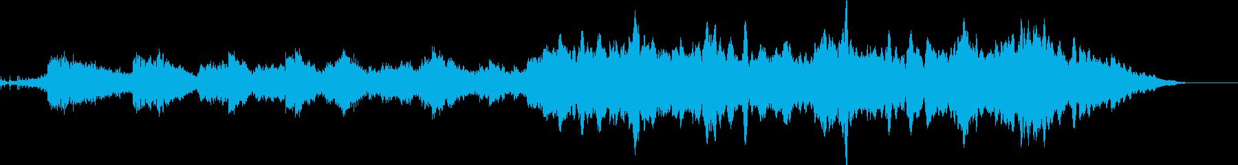 世界ニューエイジ研究所ケルト風味。...の再生済みの波形
