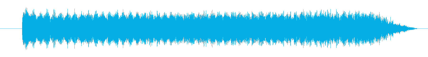 機械 タイルカッター合成01の再生済みの波形