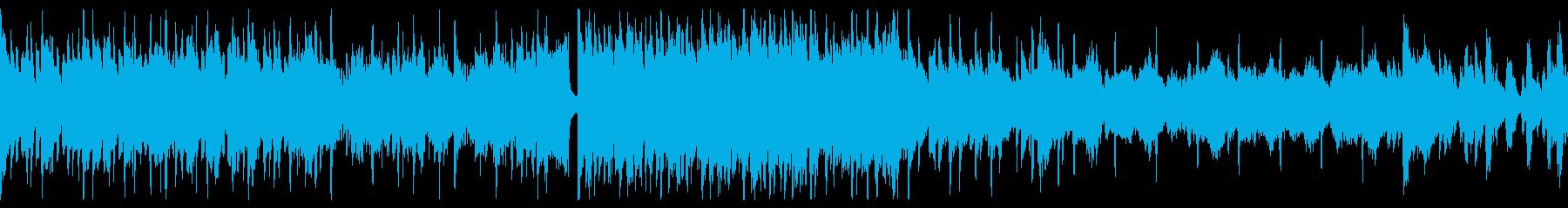 劇伴-中華、軽やかで明るい日常ポップスCの再生済みの波形