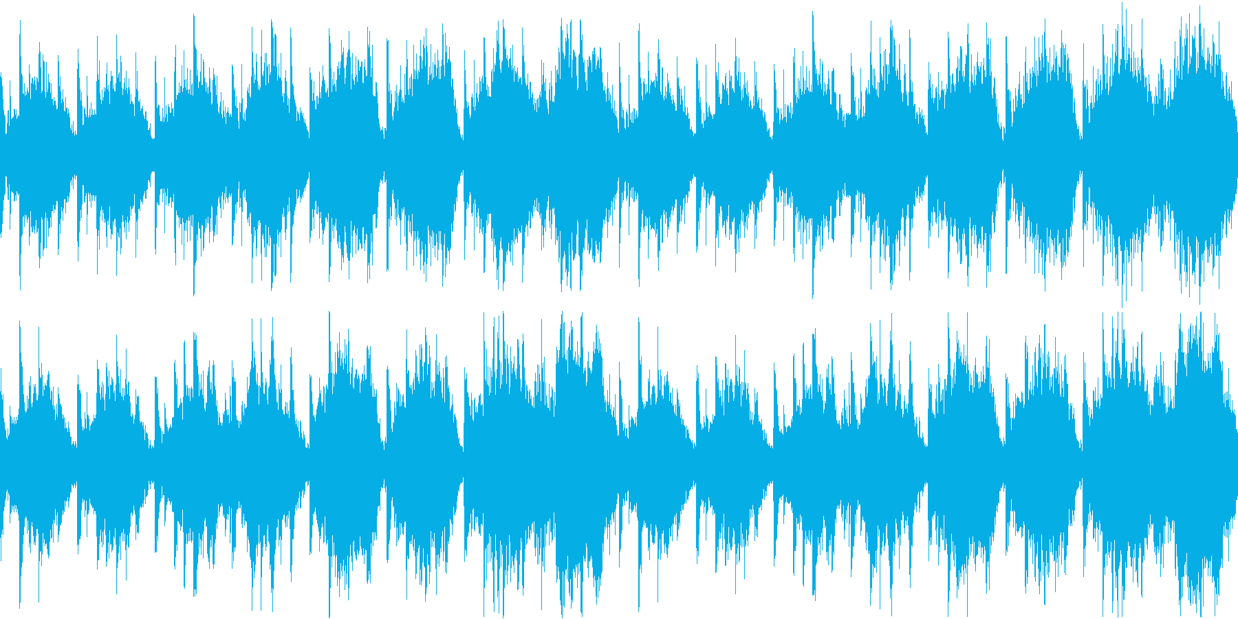 Space Core12の再生済みの波形